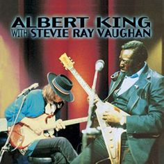 Albert King With Stevie Ray Vaughan - In Session on LP