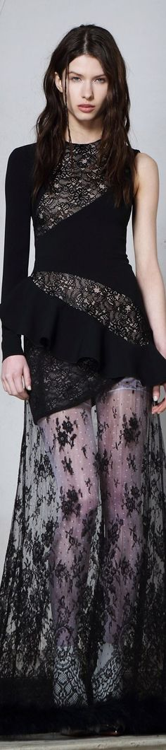 Alessandra Rich Couture Couture Fashion, Runway Fashion, Luxury Wardrobe, 2016 Fashion Trends, Evening Dresses For Weddings, High End Fashion, Leather And Lace, Catwalk, Nice Dresses
