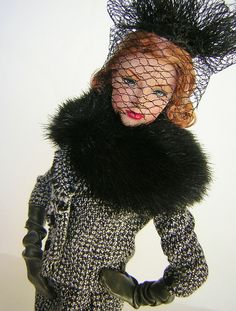 NORMA DESMOND FROM SUNSET BOULEVARD | by Rod_Dolls