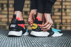 Nike's Vibrant Air Huarache City Looks Even Better… - Sneaker Freaker