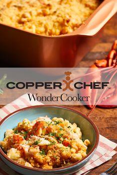 15 Best Copper Chef Wonder Cooker Recipes Images On Pinterest In