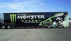 The Featherlite Specialty Trailer Gallery includes a large collection of custom trailer photos and ideas to plan your new specialty trailer. Nhra Drag Racing, Auto Racing, Monster Energy Supercross, Ram Trucks, Event Marketing, Racing Team, Car Humor, Rigs, Trailers