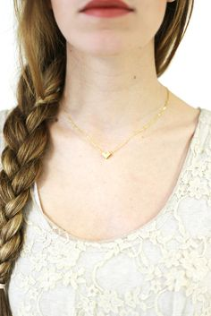 No need to wear your heart on your sleeve - wear it around your neck | www.mooreaseal.com