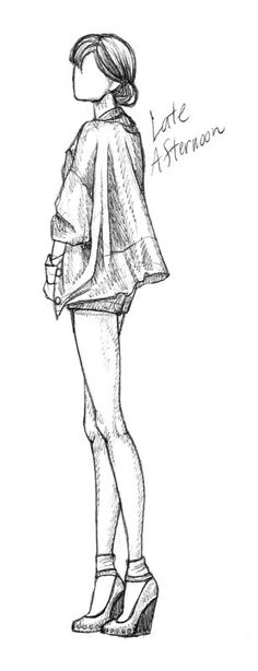 blogger sketch
