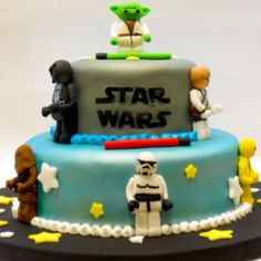 Star wars cake - If I could find characters