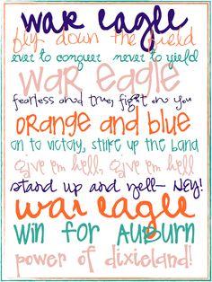 war eagle #auburn