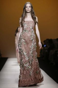 ALBERTA FERRETTI - Spring Summer 2015 - Milan Fashion Week