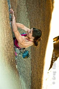 Greg Epperson: Women of Climbing   ROCK and ICE Magazine