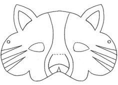 masker muis inheemse dieren knutselidee 235 n