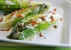 Grilled Romaine BLT Salad Recipe