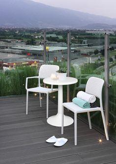 Chair Bora #cafeideas #nardi #outdoorfurniture #italianfurniture