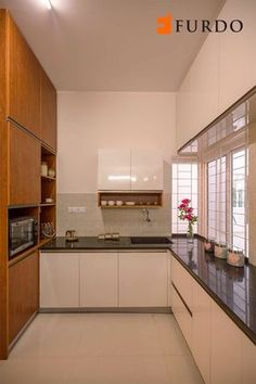 Top Indian Kitchen Layout Design 99 on Small Home Remodel Ideas for Indian Kitchen Layout Design : Kitchen Kitchen Cupboard Designs, Kitchen Design Open, Best Kitchen Designs, Kitchen Layout, Interior Design Kitchen, L Shape Kitchen, L Shaped Kitchen Designs, Kitchen Cabinets, Interior Modern