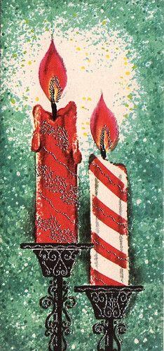 .  Candele Natale