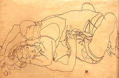 AWNYA: Y2S1 Research // Body in Art - Horn, Woodman, Schiele
