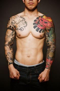 Ryudaibori || #stateofgrace #japanesestyle #irezumi #tattoos #hannya