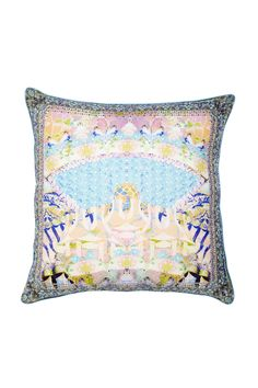CAMILLA CASA MILA SMALL SQUARE CUSHION