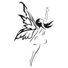 Fairy tattoo / tatuaje hada