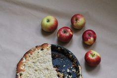Let´s cook together- Große Apfelkuchenliebe! (und noch größere Streuselliebe) by CharlottenMarotten