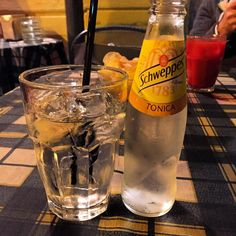 Gin and tonic. But there's no room for the tonic #gin #gintonic #drink #como