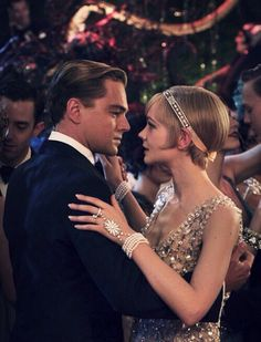 I wish I had done everything on Earth with you. Gatsby.
