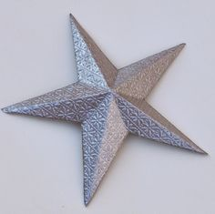 Art with Kids: Three Dimensional Five Point Star