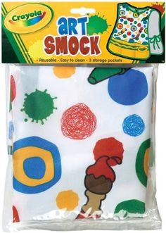Crayola Art Smock - 673879 - List price: $40.04 Price: $10.01