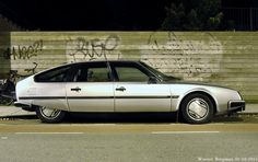 Citroën CX 25 GTi Turbo, This is what I call traveling in style!
