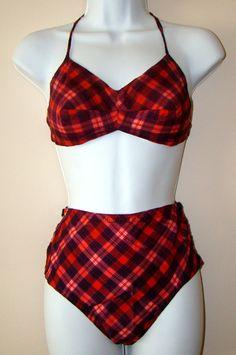 1950's French bikini