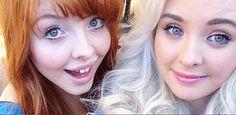 Real life Frozen sisters #elsa #anna #elsalookalike #annalookalike #frozen #disney #reallifeelsa #reallifeanna #reallifefrozensisters #realsisters #cosplay #elsacosplay #cosplayelsa #annacosplay #cosplayanna #viral #goesviral