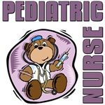 Pediatric Nurse / Peds Nurse - design available on a wide variety of products like; shirts, hoodies, mugs, mousepads, clipboards, magnets & more at www.cafepress.com/thenursegiftshop
