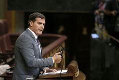 Rivera exige al PP otro candidato y se sitúa al borde de la ruptura con el partido de Rajoy