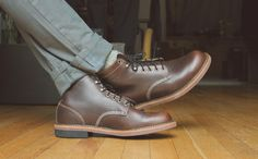 Thorogood Boots – grown&sewn