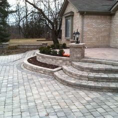 Patio Brick Pavers Design Ideas, Pictures, Remodel, and Decor