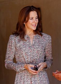 Princess Mary of Denmark The Crown 2, Gown Suit, Danish Royalty, Crown Princess Mary, Mary Elizabeth, Royal Fashion, Day Dresses, What To Wear, Gowns
