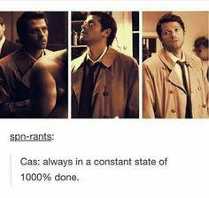 I am Cas