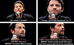 Oh, Misha.