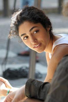 Golshifteh Farahani, character inspiration