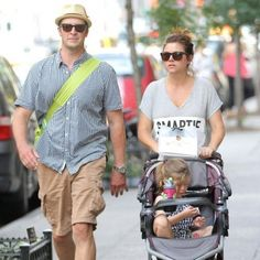 Tiffani Thiessen welcomes baby boy named Holt Fisher Smith