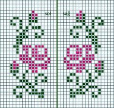 1 million+ Stunning Free Images to Use Anywhere Cross Stitch Bookmarks, Mini Cross Stitch, Cross Stitch Borders, Cross Stitch Rose, Cross Stitch Flowers, Cross Stitch Designs, Cross Stitching, Cross Stitch Embroidery, Embroidery Patterns
