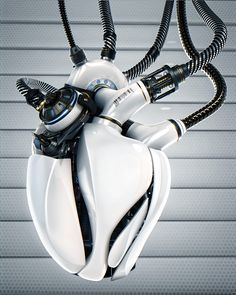 Mechanical Heart on Behance
