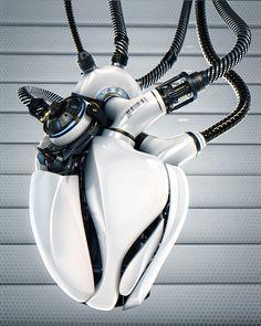 Mechanical Heart on Behance