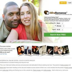 Black and white dating site reviews