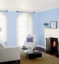Our bedroom colors: walls- Morning Breeze, trim- Polar Bear, accents- Magic Spell, bathroom walls- Diamond Light