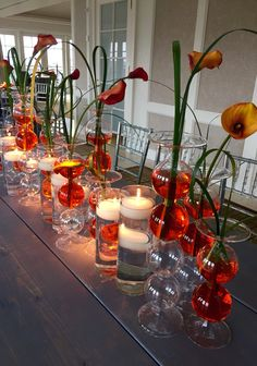 Unique design by Edge Floral for a corporate event at The Hay-Adams, Top of the Hay // Hay Adams // DC events // Event Decor