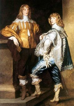 Costuming Terms Breeches (Cavalier): Men's pants in the early 1600s. They were often decorated with lace and buttons and generally referred to as petticoat breeches.