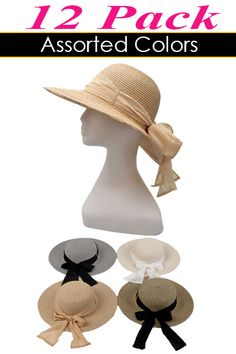 SHT2413 Hats Assorted Pack