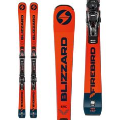Blizzard Firebird SRC Skis + X-Cell 12 Bindings 2020 - 160 in Orange Alpine Skiing, Snow Skiing, Carving Skis, Ski Packages, Ski Set, Ski Equipment, Cross Country Skiing, How To Make Shorts