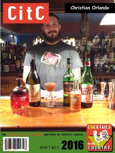 Cherry Brandy (The Liqueur Sextet I)