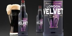 London Velvet - The Dieline -
