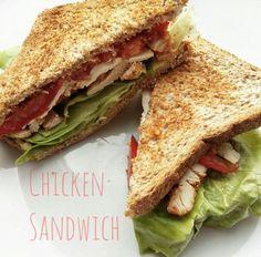 Sandwich di pollo - Chicken sandwich